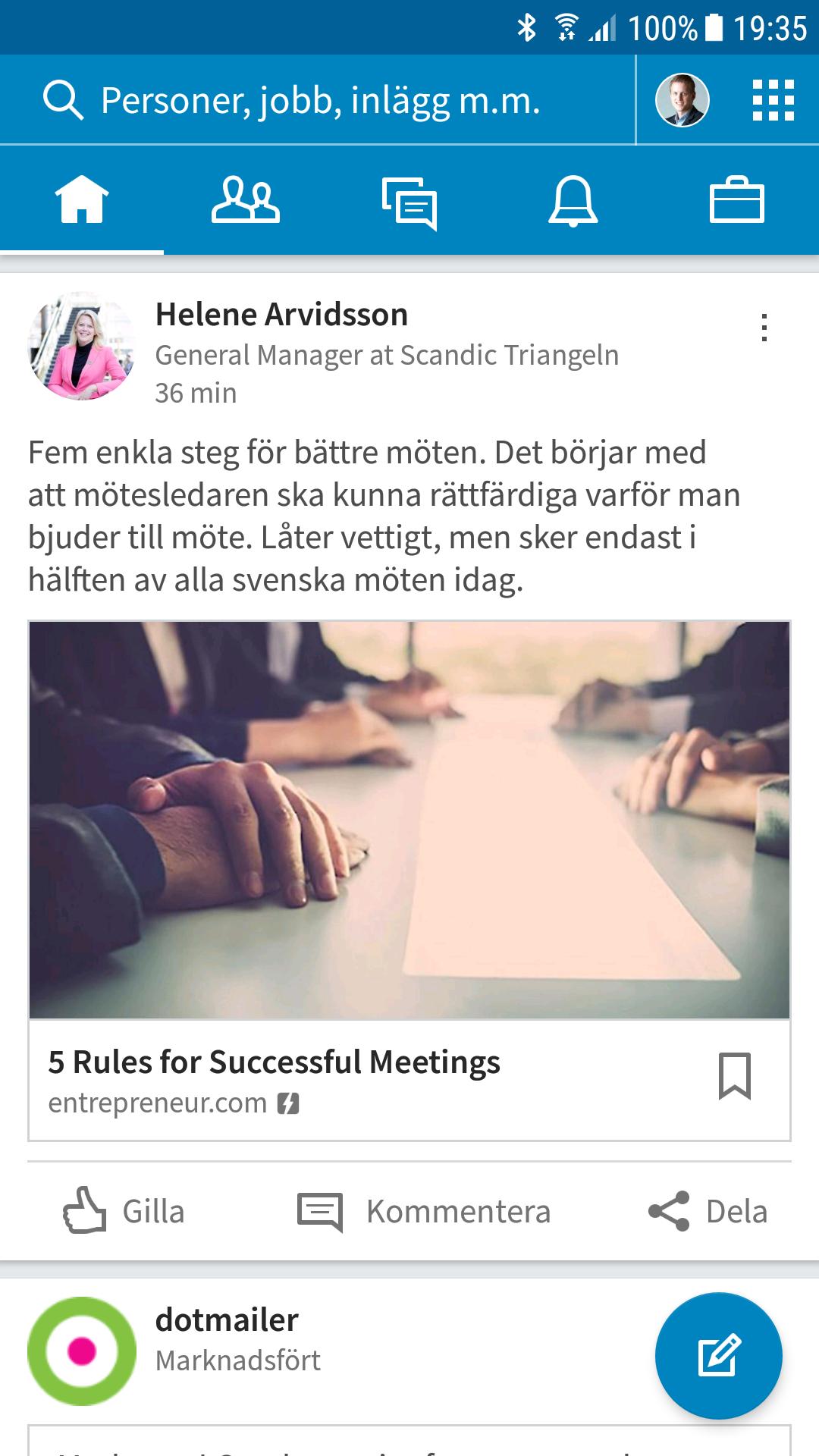 företagsblogg tips
