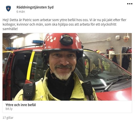 exempel på content marketing i sverige
