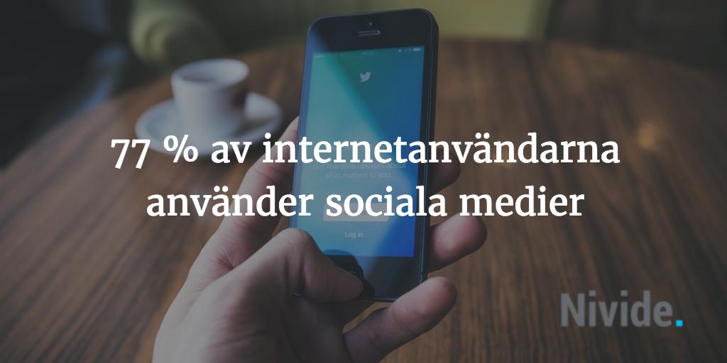 sociala medier kommunikationsplan