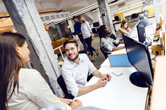 social selling sales team