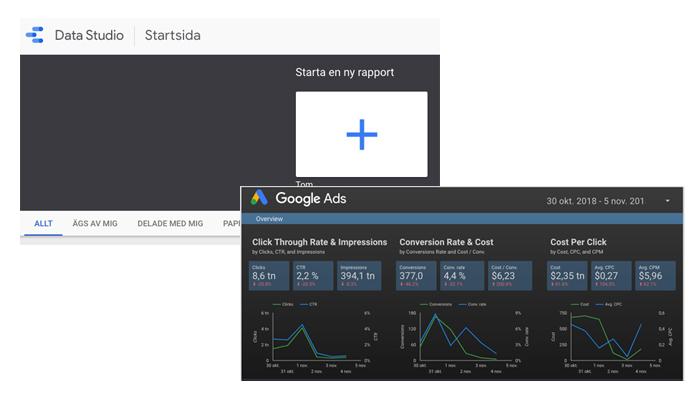 Vad är Google Data Studio
